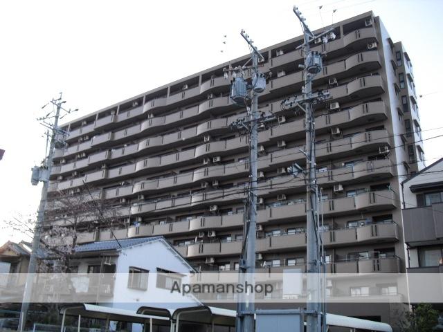 愛知県小牧市、間内駅徒歩7分の築22年 11階建の賃貸マンション
