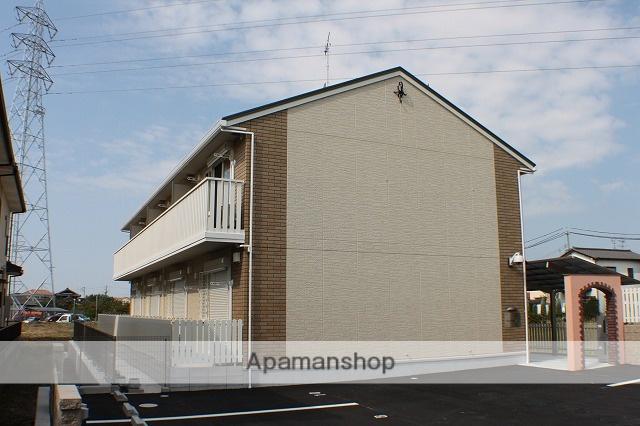 愛知県小牧市、田県神社前駅徒歩6分の築4年 2階建の賃貸アパート