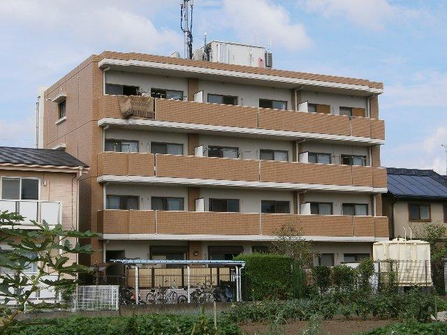 愛知県小牧市、小牧駅徒歩20分の築27年 4階建の賃貸マンション