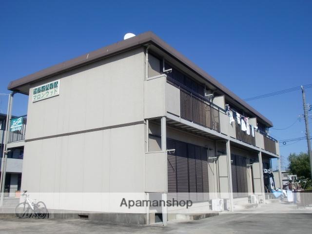 愛知県小牧市、味岡駅徒歩15分の築27年 2階建の賃貸アパート