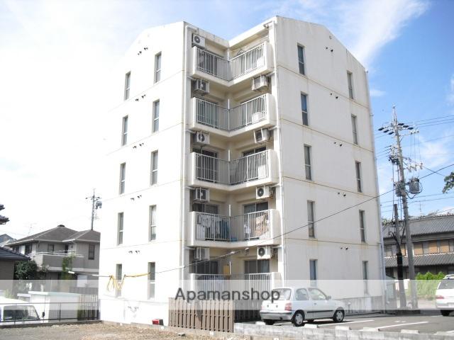 愛知県小牧市、小牧口駅徒歩7分の築27年 6階建の賃貸マンション
