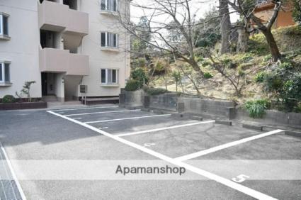愛知県知多郡美浜町大字布土字中平井[1LDK/48m2]の駐車場