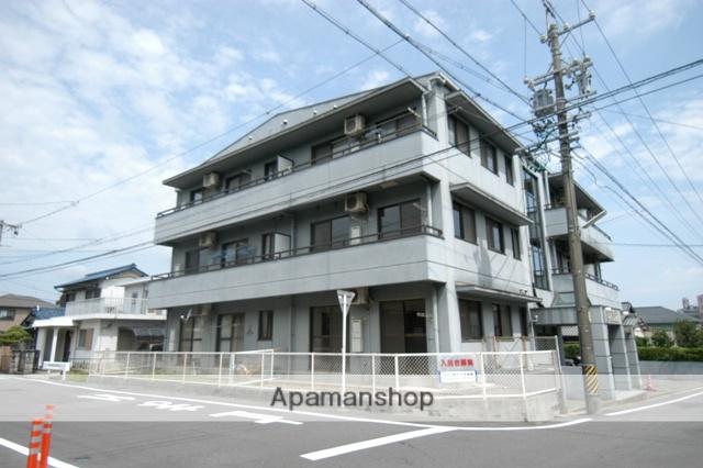 愛知県半田市、知多半田駅徒歩13分の築22年 3階建の賃貸マンション
