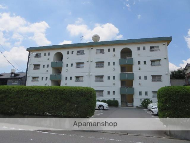 愛知県岡崎市、岡崎駅徒歩18分の築36年 4階建の賃貸マンション