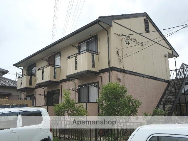 愛知県岡崎市、岡崎駅徒歩22分の築20年 2階建の賃貸アパート