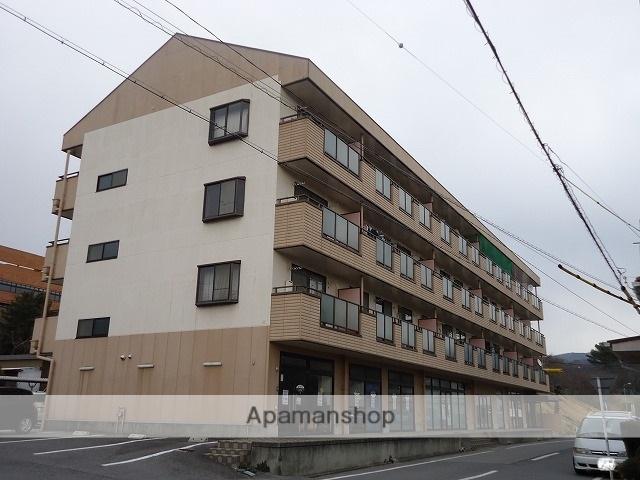 愛知県額田郡幸田町、幸田駅徒歩6分の築26年 4階建の賃貸マンション