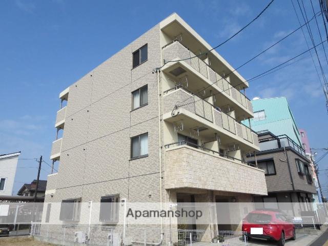 愛知県岡崎市、岡崎駅徒歩6分の築5年 4階建の賃貸マンション