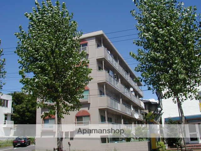 愛知県岡崎市、男川駅徒歩16分の築38年 4階建の賃貸マンション