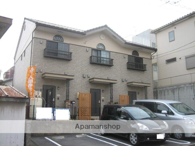 愛知県岡崎市、東岡崎駅徒歩20分の築11年 2階建の賃貸テラスハウス
