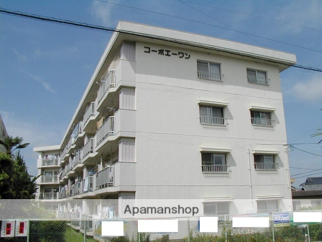 愛知県岡崎市、東岡崎駅徒歩12分の築37年 4階建の賃貸マンション