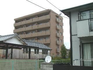 愛知県岡崎市、岡崎駅名鉄バスバス25分伊賀町下車後徒歩8分の築12年 6階建の賃貸マンション