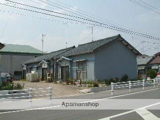 愛知県岡崎市、矢作橋駅徒歩17分の築43年 1階建の賃貸アパート