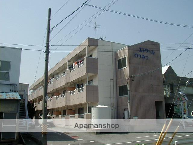 愛知県岡崎市、大門駅名鉄バスバス10分上里口下車後徒歩3分の築30年 3階建の賃貸マンション