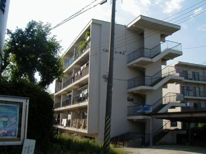 愛知県岡崎市、美合駅徒歩5分の築43年 5階建の賃貸マンション