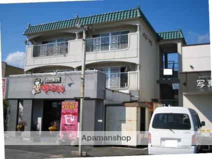愛知県岡崎市、西岡崎駅徒歩17分の築33年 3階建の賃貸アパート