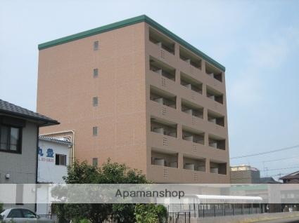 愛知県岡崎市、西岡崎駅名鉄バスバス7分あちか下車後徒歩1分の築10年 6階建の賃貸マンション