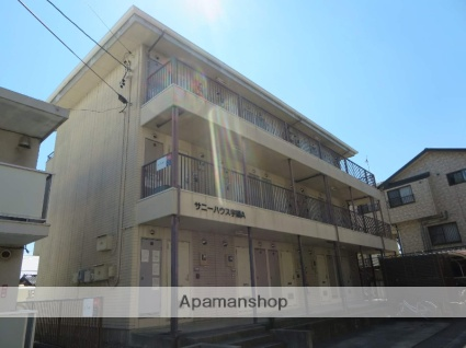 愛知県岡崎市、宇頭駅徒歩7分の築24年 3階建の賃貸アパート