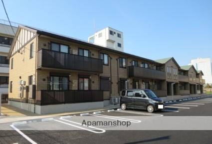 愛知県岡崎市、東岡崎駅名鉄バスバス10分小呂町下車後徒歩9分の新築 2階建の賃貸アパート