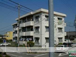 愛知県岡崎市、岡崎駅徒歩13分の築34年 3階建の賃貸マンション
