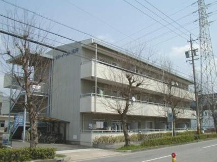 愛知県岡崎市、北岡崎駅徒歩14分の築23年 3階建の賃貸アパート