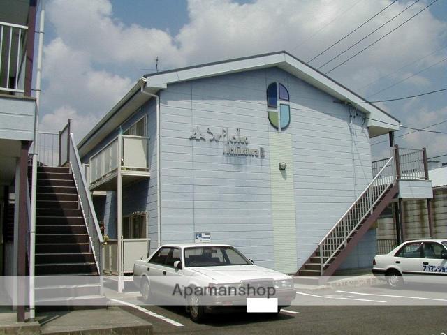 愛知県岡崎市、岡崎駅徒歩13分の築23年 2階建の賃貸アパート