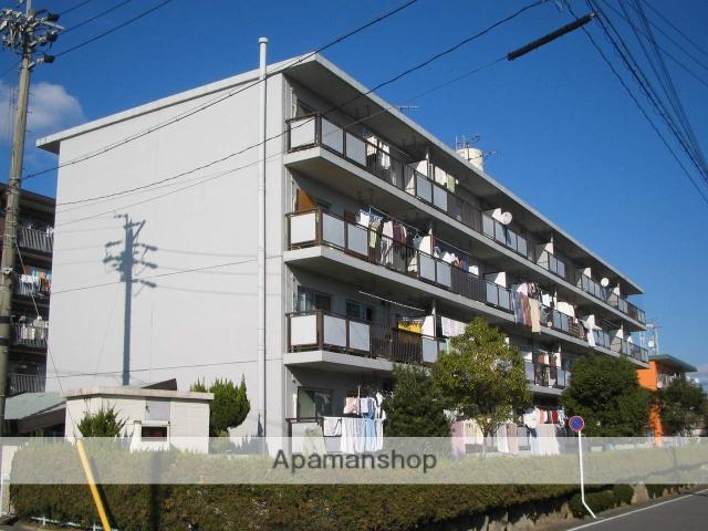 愛知県岡崎市、美合駅徒歩3分の築41年 4階建の賃貸マンション