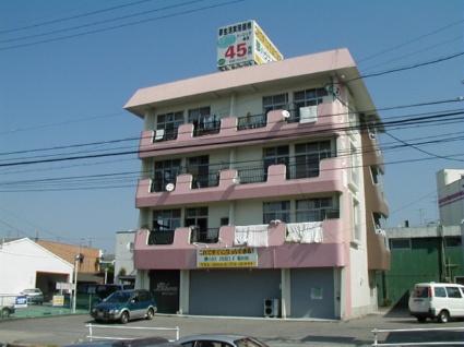 愛知県岡崎市、東岡崎駅徒歩20分の築42年 4階建の賃貸マンション
