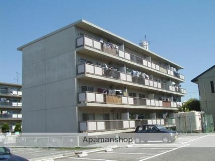 愛知県岡崎市、六名駅徒歩8分の築41年 4階建の賃貸マンション