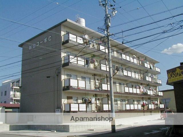 愛知県岡崎市、岡崎駅徒歩18分の築41年 4階建の賃貸マンション