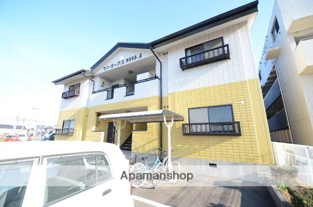 愛知県安城市、新安城駅徒歩12分の築22年 2階建の賃貸アパート