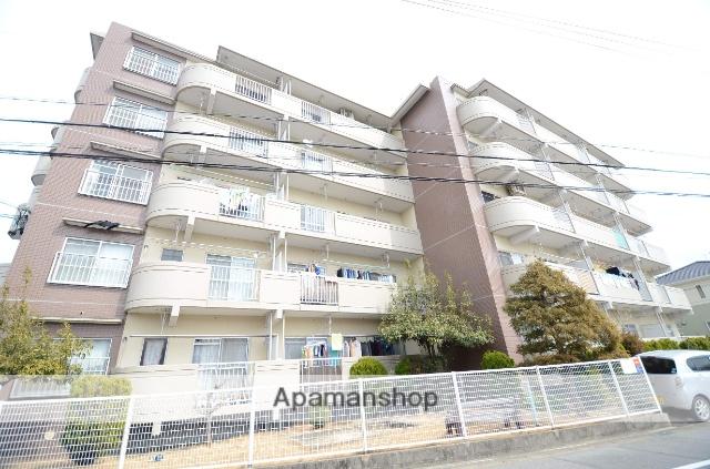 愛知県岡崎市、矢作橋駅徒歩11分の築24年 5階建の賃貸マンション