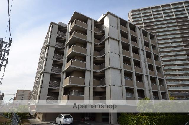 愛知県安城市、安城駅徒歩4分の築15年 7階建の賃貸マンション
