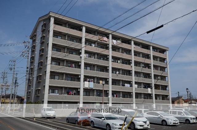 愛知県安城市、三河安城駅徒歩10分の築15年 7階建の賃貸マンション