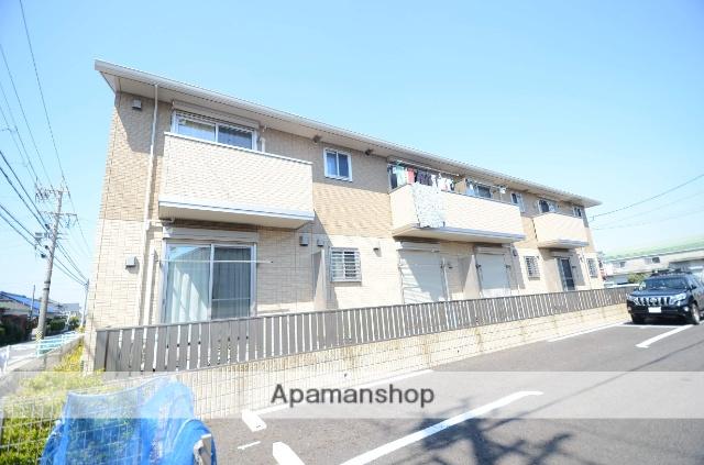 愛知県知立市、野田新町駅徒歩14分の築5年 2階建の賃貸アパート