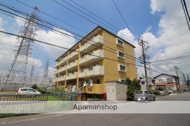 愛知県刈谷市、東刈谷駅徒歩7分の築28年 4階建の賃貸マンション