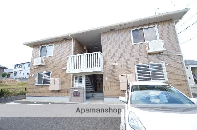 愛知県豊田市、若林駅徒歩8分の築10年 2階建の賃貸アパート