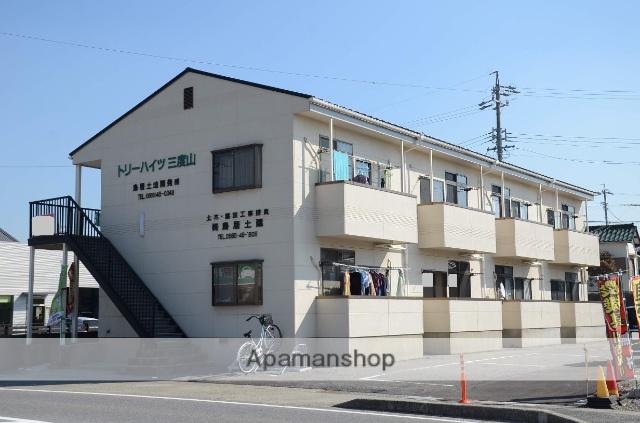 愛知県碧南市、北新川駅徒歩20分の築18年 2階建の賃貸マンション