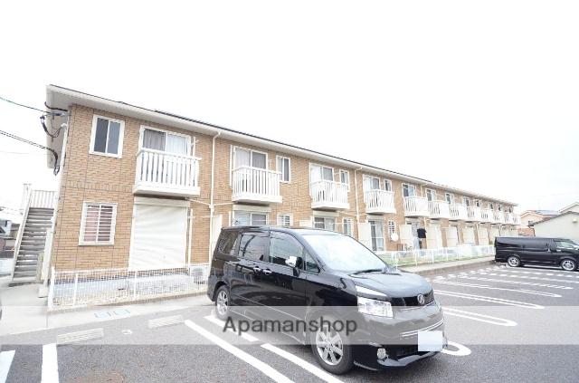 愛知県豊田市、若林駅徒歩18分の築9年 2階建の賃貸アパート