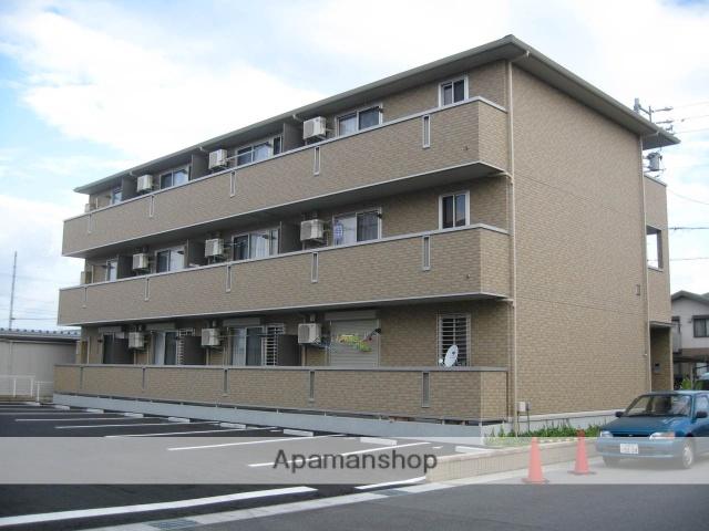 愛知県安城市、堀内公園駅徒歩22分の築9年 3階建の賃貸アパート
