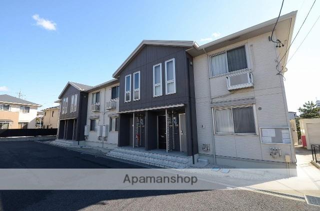愛知県豊田市、若林駅徒歩10分の築6年 2階建の賃貸アパート