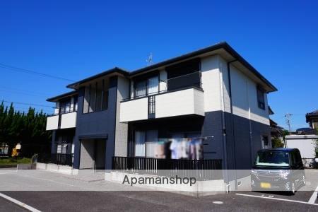 愛知県西尾市、桜町前駅徒歩11分の築17年 2階建の賃貸アパート