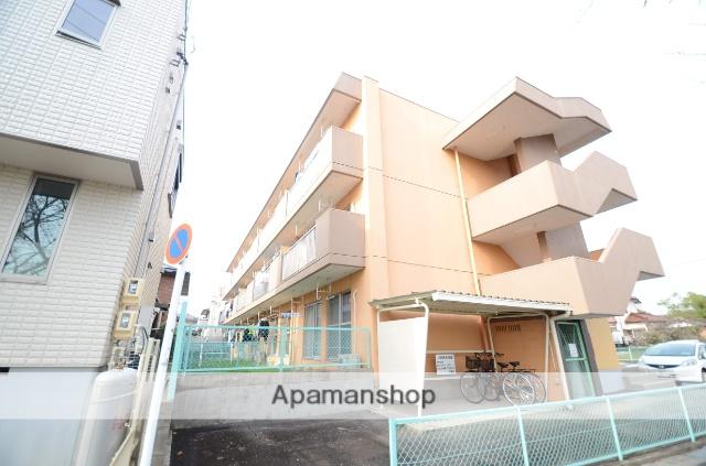 愛知県西尾市、桜町前駅徒歩8分の築31年 3階建の賃貸マンション