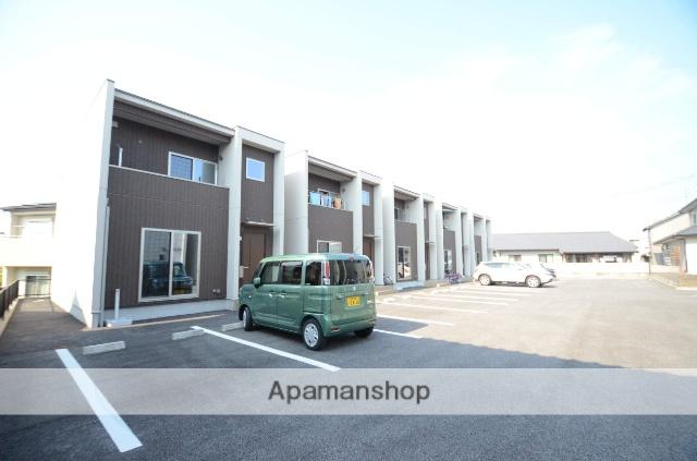愛知県高浜市、北新川駅徒歩13分の新築 2階建の賃貸テラスハウス