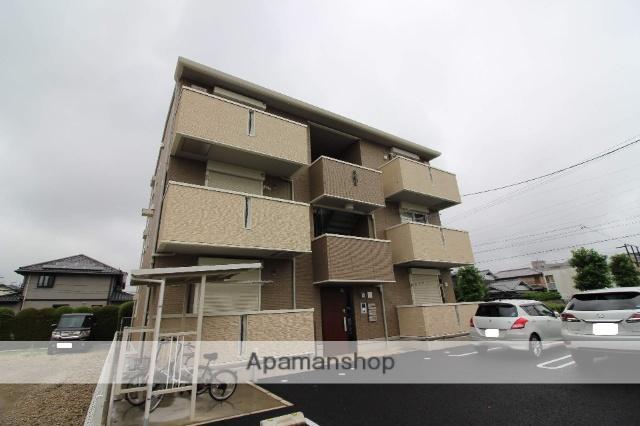 愛知県刈谷市、刈谷駅徒歩12分の新築 3階建の賃貸アパート