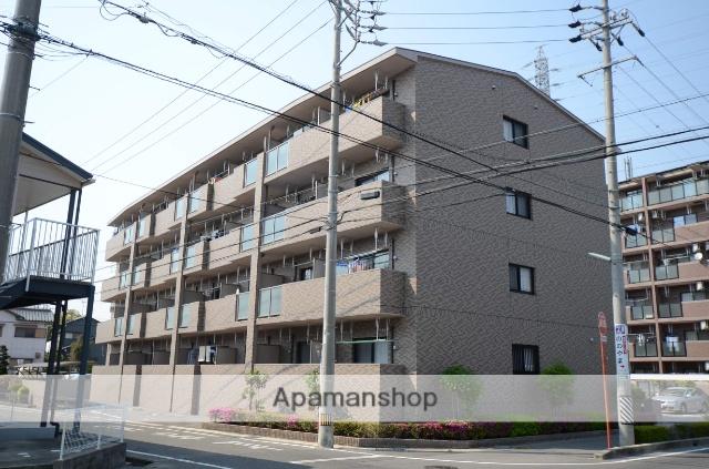 愛知県安城市、三河安城駅徒歩18分の築8年 4階建の賃貸マンション