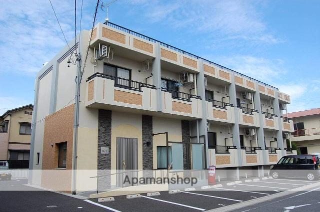 愛知県安城市、安城駅徒歩13分の築10年 2階建の賃貸マンション