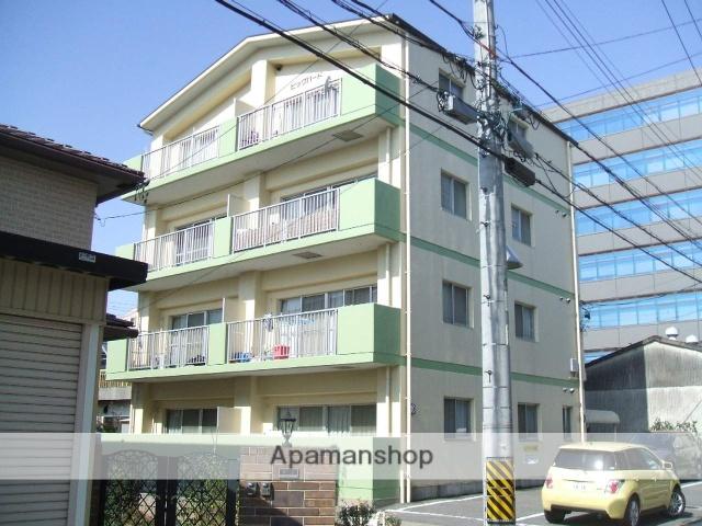 愛知県安城市、三河安城駅徒歩9分の築19年 4階建の賃貸マンション