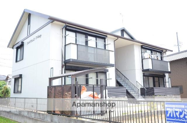 愛知県刈谷市、野田新町駅徒歩16分の築20年 2階建の賃貸アパート