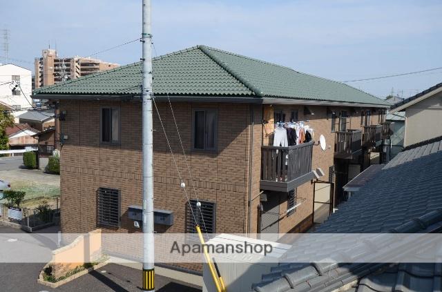 愛知県岡崎市、宇頭駅徒歩5分の築9年 2階建の賃貸アパート