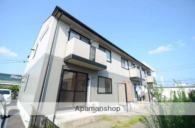 愛知県岡崎市、宇頭駅徒歩20分の築20年 2階建の賃貸アパート